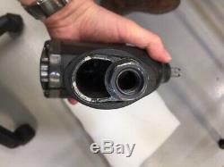 Snap On Tools MG725 1/2 Drive Air Impact Wrench Buzz Gun Ltd Metallic Grey Ace