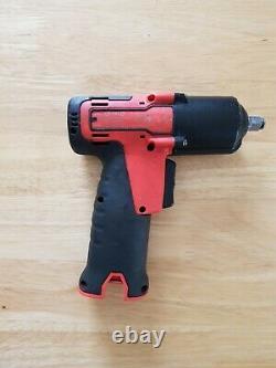 Snap on 14.4v 3/8 Impact Wrench Gun Orange CT761 CT761O