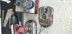 Snap on 18v lithium 1/2 drive impact wrench gun