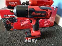 Snap on 1/2 impact wrench gun cteu7850