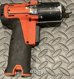Snap-on CT761 14.4V Cordless Impact Gun Wrench 3/8