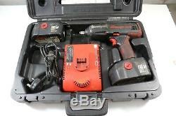 Snap on CTU6850 1/2 Drive 18V Cordless Impact Gun Wrench
