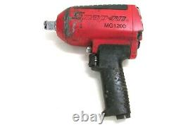 Snap-on Tools 3/4 Drive Air Impact Wrench Gun, Mg1200, As-is, For Parts Only