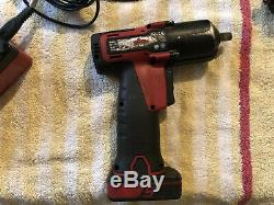 Snap on cordless Impact Wrench Gun + Bit Driver CT761
