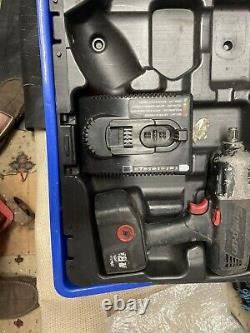 Snap on /snap on tools 1/2 in cordless impact battery /gun /wrench