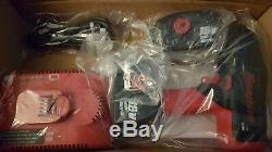 Snapon CT6850 1/2 13mm battery impact gun wrench kit 2 batteries, charger & bag