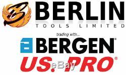US PRO 1 Industrial Air Impact Wrench Gun Torque Heavy Duty 2200N. M 3900rpm