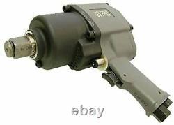 US PRO 1 inch Air Pistol Impact Gun 1,600 NM Wrench 1 Inch for truck JCB B8530