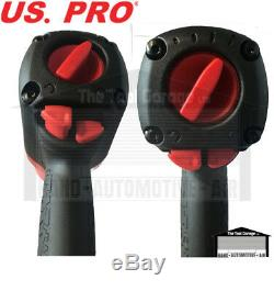 US PRO Tools 1/2 dr Composite Air Impact Wrench Gun 1286NM 948ft-lb NEW 8593