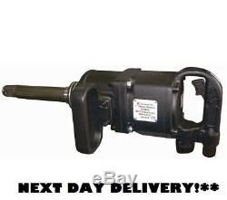 Universal Air Tools 1 Commercial Impact Wrench/gun Heavy Duty 2440nm Ut8419
