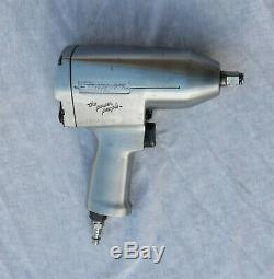 Very Nice Snap-on IM5100 1/2 Drive Impact Wrench With Boot Air Gun EUC