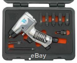 Welzh Werkzeug Impact Vibration Glow Plug Removal Gun Wrench 9pc 8-12 mm 4121-WW