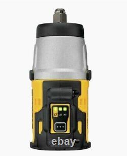 12 Volts Variable Vitesse Brushless Cordeless High Impact Driver Gun Wrench Torque