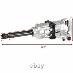 1900 Ft. Lbs Air Impact Wrench 1 Drive Pneumatique Wrench Gun Étalonnage Étalonnage Cas