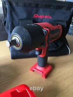 1 / 2 Snap On Impact Wrench Gun Refurbed Plus Extras