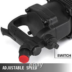 1 Pistolet De Clé D'impact Sur L'air De Conduite 6800nm 1inch Lecteur Marteau À Outils Industriel Industriel