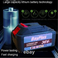 21v Électrique Sans Fil De Clé D'impact Outil De Pilote 1/2 Ratchet Drive / Batterie