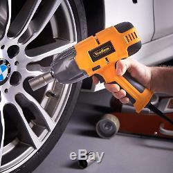 240v 500nm 1/2 Square Drive Corded Électrique Clé À Chocs De Voiture Gun Véhicules Bricolage