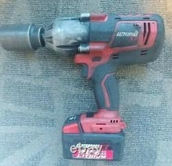 3/4 Cordless Impact Wrench Gun 20v Li-ion Heavy Duty 1400 Pi Lbs Torque Wrench