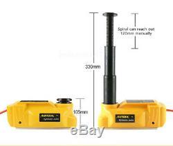 5 Tonnes Hydraulique Vérins Électriques De Levage Portable Pistolet Électrique Clé À Chocs 12v