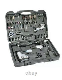 73 Pcs Air Tool Kit Clé D'impact D'air Ratchet Air Hammer Impact Sockets Blow Gun