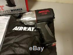 Aircat 1150 Tueur De Couple 1/2 Twin Drive Marteau Clé À Chocs Gun Nouveau