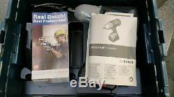 Bosch Gds 18 V-li Ht Professional Sans Fil Clé À Chocs / Gun
