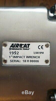 Clé À Chocs Air Gun Square Drive 1 Aircat 1992 Permis VL Atelier Commercial
