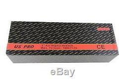 Clé À Chocs Pistolet À Air Comprimé 1 Pouce D'entraînement 2200nm 1600 Ft Lb Heavy Duty Par Us Pro 8531