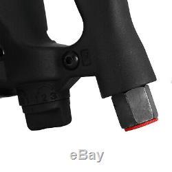 Clé À Pistolet Pneumatique À Impact Industrielle, 1 Pouce, 6800nm, 5000ft-lbs +
