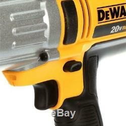 Dewalt Dcf889n 20v Max Brushless 1/2 Couple Élevé De 400 Lb / Pi Impact Gun Clé