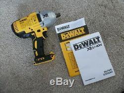 Dewalt Dcf899n-xj 18v Xr Haut Couple 1/2 Clé À Chocs Unité Nu Snapon Gun