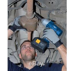 Draper Expert 19.2v Sans Fil 1/2 Sq. Dr. Écrou Pistolet Impact Wrench 2 Batterie 519n