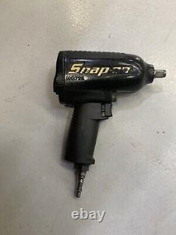 Enclenchez Sur Les Outils Mg725 1/2 Pouce Conducteur À Chocs Lourds Gun D'impact Rare Ace
