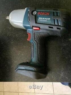 Gds Bosch 18 V-li Ht Couple Élevé Clé À Chocs / Gun
