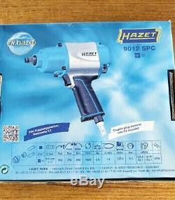 Hazet 9012-1 Spc Pro Air Comprimé Impact Conducteur Clé Écrou Gun 1/2 '' Coffret