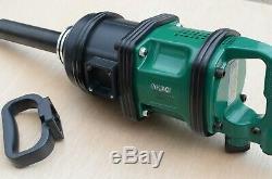 Huaqi Heavy Duty Industrial 1 À Chocs Air Clé Gun 4200nm 3200rpm Royaume-uni