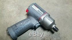 Ingersoll Rand 2125qtimax 1/2 Mini Air Pneumatique Clé À Chocs Pistolet Ir Titane