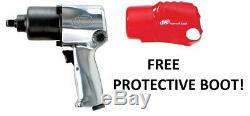 Ingersoll Rand 231c 1/2 Lecteur Super Duty Impact Gun Clé Gratuitementc Boot