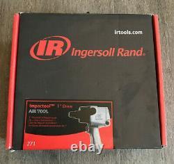 Ingersoll Rand 271 Impact Driver 1 Drive Air Tool Wrench Gun Ir271