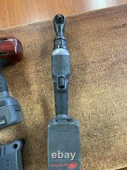 Ingersoll Rand W7000 & R3000 High Torque 1/2 Impact Gun + 1/2 Clé À Cliquet