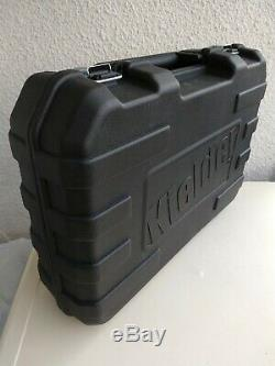 Kielder De 1/2 Pouce Clé À Chocs Sans Fil Pistolet 700nm De Couple 2 X Batterie Lithium