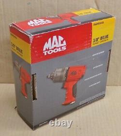 Mac Outils Clé À Chocs 3/8 Entraînement Pistolet À Air Double Marteau New (awp280q)
