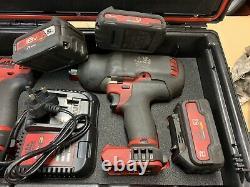Mac Outils Impact Gun Wrench 3/8 1/2 Kit