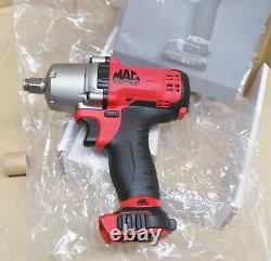 Mac Tools 1/2 Battery Impact Wrench Gun 10.8v Nouveau (bwp050c)