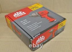 Mac Tools 1/2 Drive Impact Wrench Air Gun Twin Hammer (awp284q) Nouveau 10 000 Tr/min