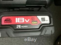 Mac Tools 1/2 Lecteur 18v Batterie Impact Gun / Clé Bwp151p2 (bruiser)