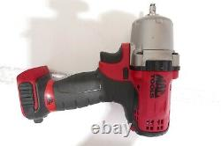 Mac Tools 1/4 Drive 12 Volt Impact Wrench Gun Model Bwp025 W Batterie & Chargeur