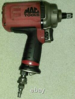 Mac Tools Awp050 1/2 Impact Wrench Air Gun Low Profile Titanium