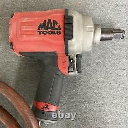 Mac Tools Awp075 3/4 Inch Air Impact Wrench Gun Heavy Duty Titanium Housing
